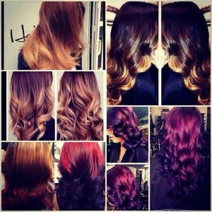 hair extensions style