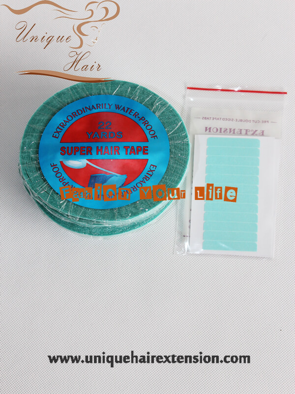 22 yards blue tape germany tape