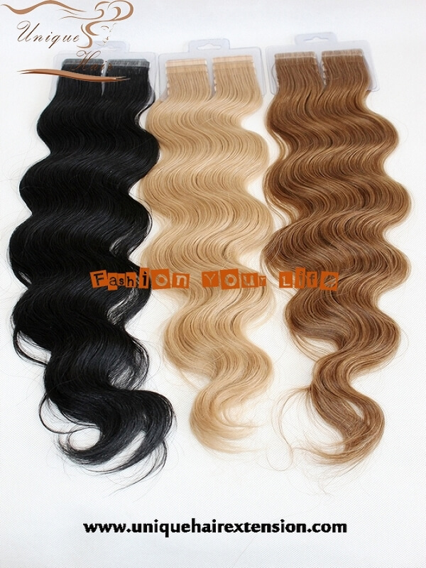 Body Wave Tape Hair Extensions