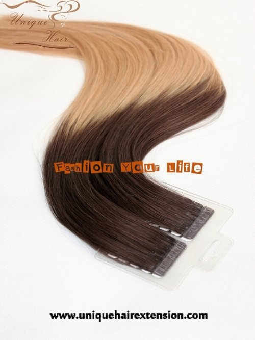 European virgin ombre hair extensions
