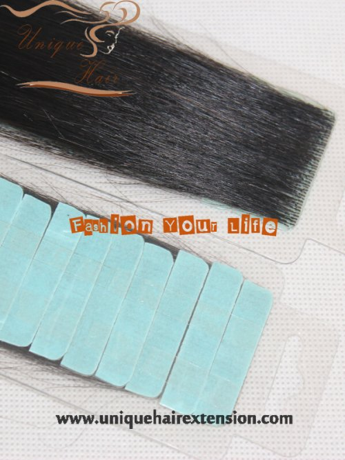 skin weft tape in extensions