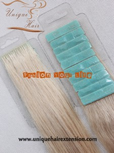 PU skin weft hair extensions