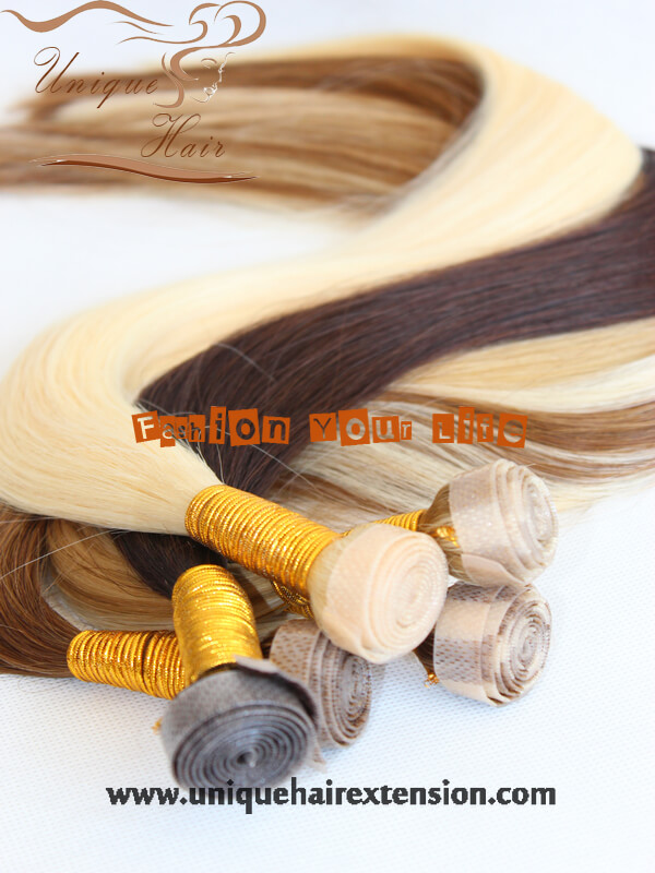 Skin Weft Tape In Hair Extensions