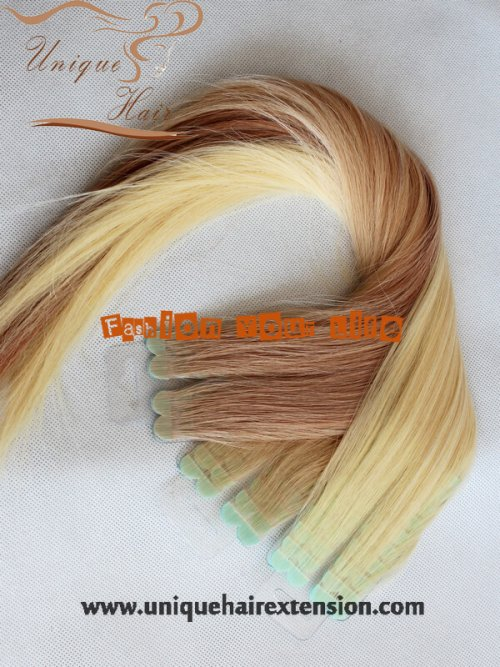 Micro Tape In Hair Extensions