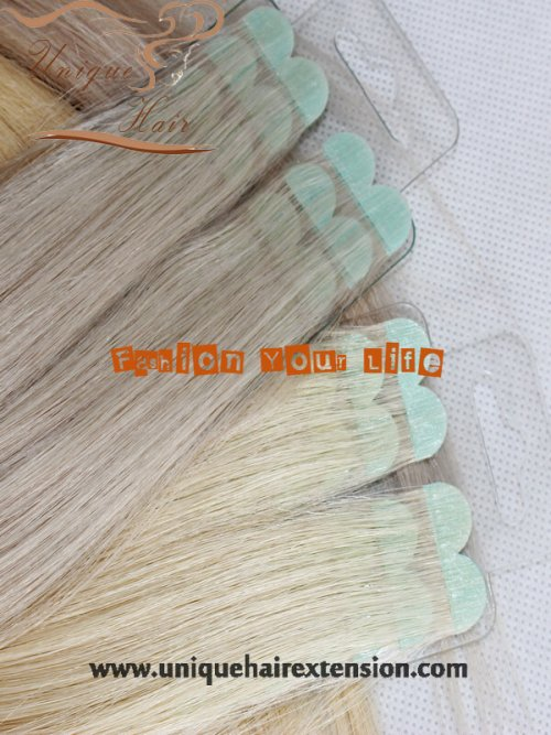 Mini Flower Tape Hair Extensions