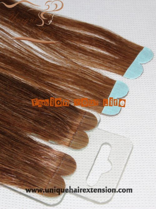 Heart Tape Hair Extensions Ultimate Strand By Strand Micro Tape