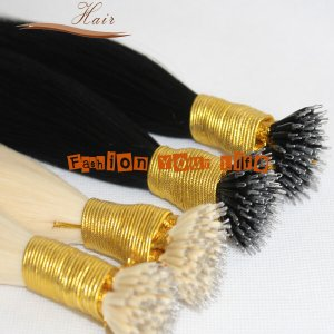 Remy Nano Tip Hair Extensions