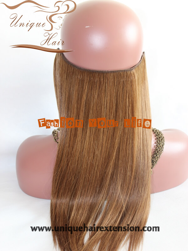 Russian Hair Flip Hair Extensions Qingdao Unique Hair Products Co