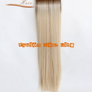 Ombre European Remy Tape Hair Extensions