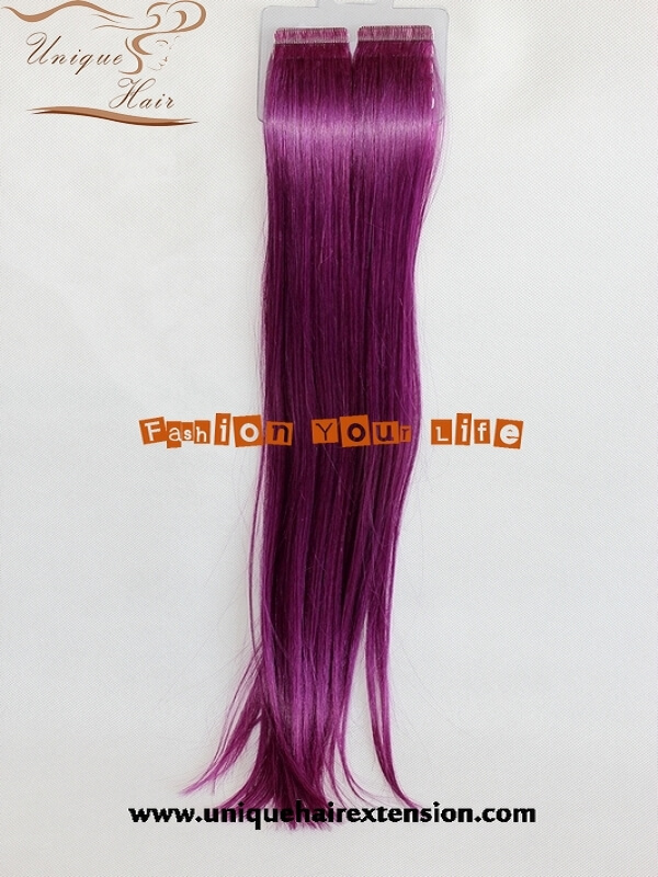 Premium 100 Remy Tape In Human Hair Extensions
