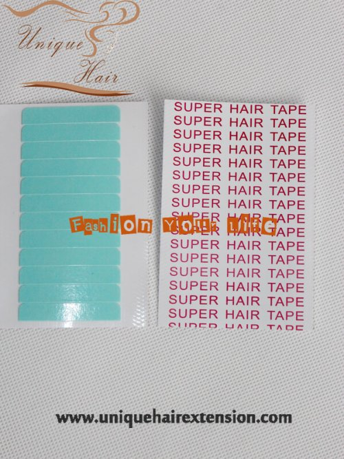 double sided adhesive blue tape