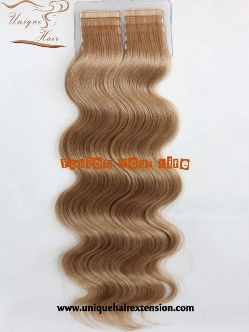 Glam Seamless Tape Extensions Human Hair Extensions