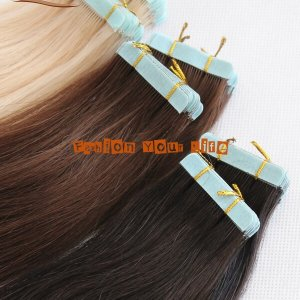 tape weft extensions