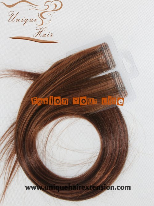 Virgin Brazilian Remy Tape Hair Extensions