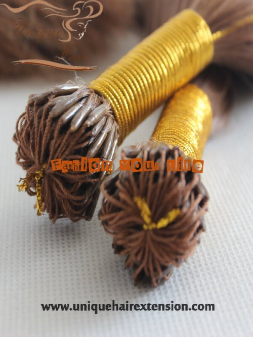 cotton thread hair extension