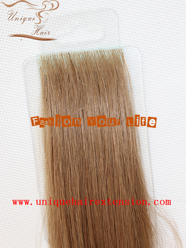 Skin Weft Hair Extensions 100 Human Hair Hand Tied Unique Hair
