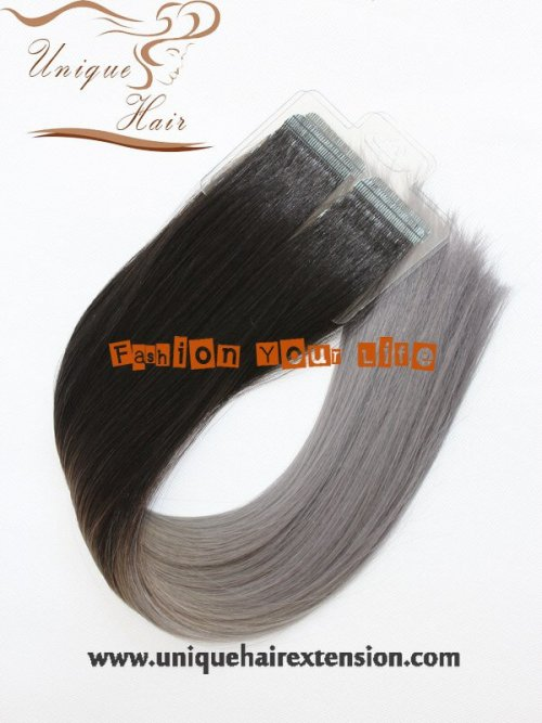 100% remy tape hair extensions