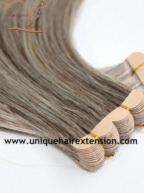 Micro Tape Weft Extensions