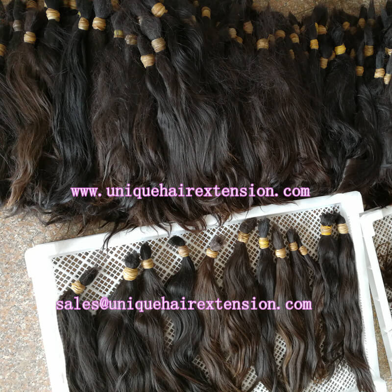 best quality human hair materials
