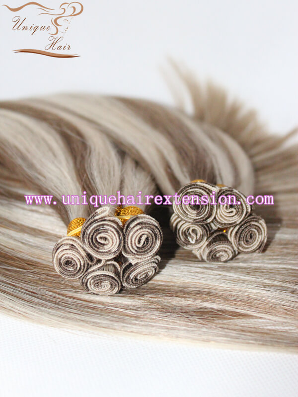 Best selling hand tied wefts