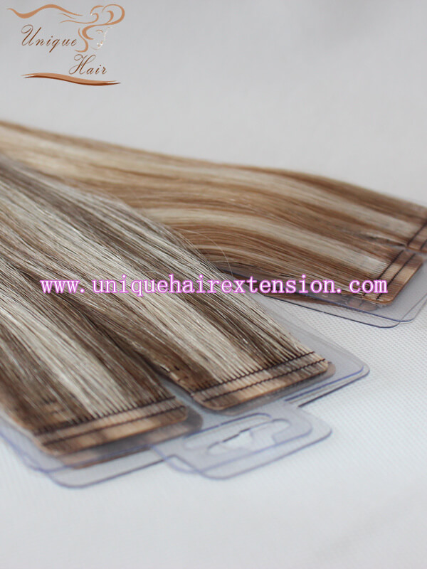 highest quality tape weft extensions