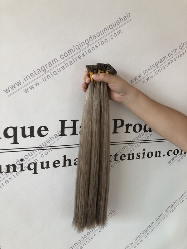 Best Quality Keratin Hair Extensions Factory