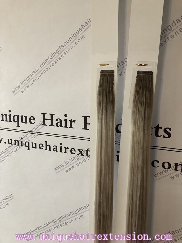 Ultra Seamless Tape Wefts Extensions