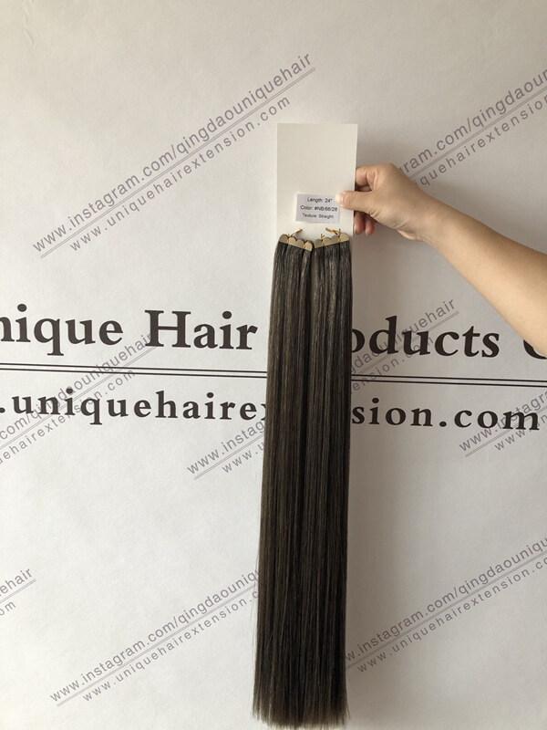 Russian Remy Double Drawn Tape Hair Extensions