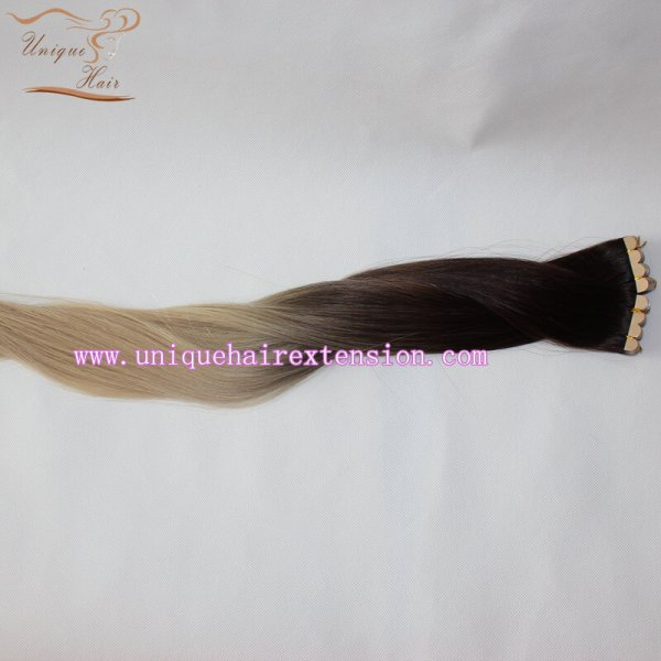 balayage color tape in extensions supplier